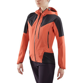 Haglöfs W's L.I.M Touring PROOF Jacket Coral Pink/Slate